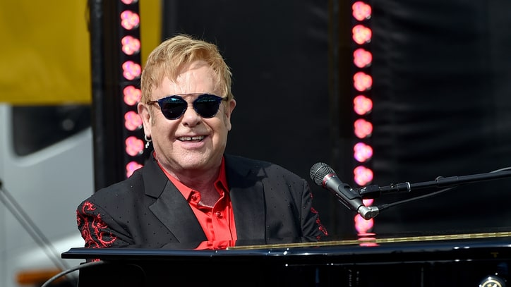 Elton John to Appear on ABC's 'Nashville'