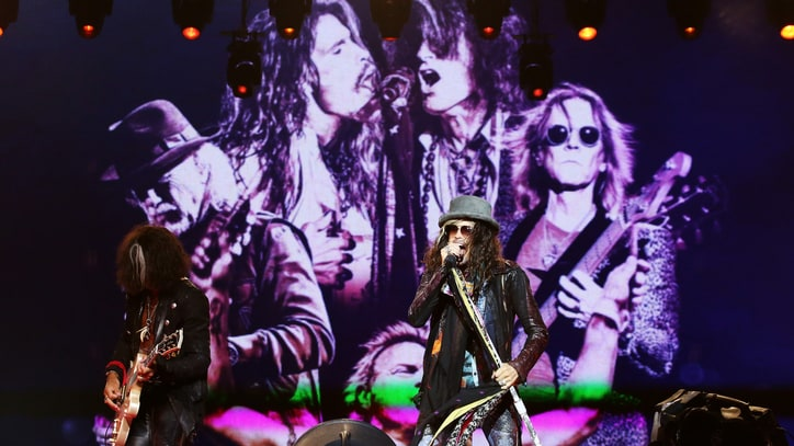 Aerosmith Contemplating Farewell Tour in 2017
