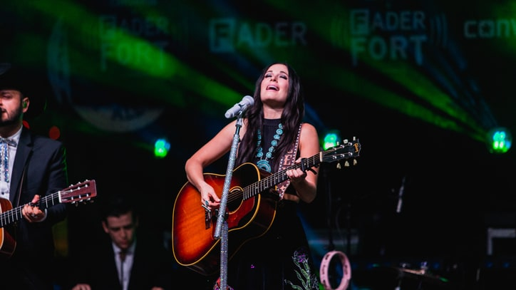 Kacey Musgraves to 4/20 Concertgoers: 'Come Get Weird'