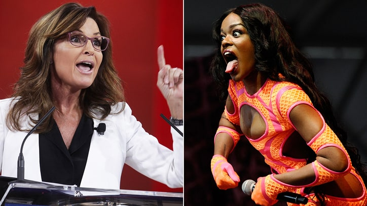 Azealia Banks: 'American Racism' to Blame for Sarah Palin, Donald Trump