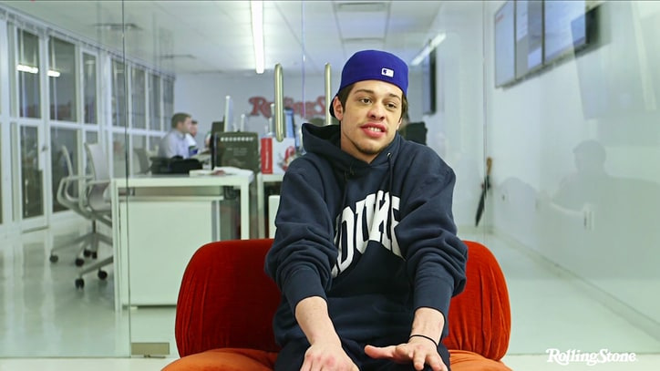 Pete Davidson Talks Love for Harry Potter, Comedy Heroes