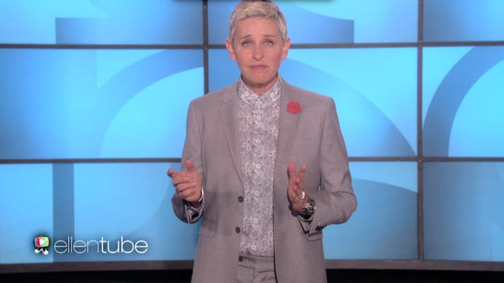 Watch Ellen DeGeneres Blast Mississippi's 'Religious Freedom' Law
