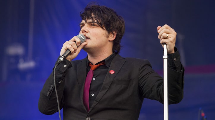Gerard Way Talks New DC Comics Imprint: 'I'm Here for the Long Haul'