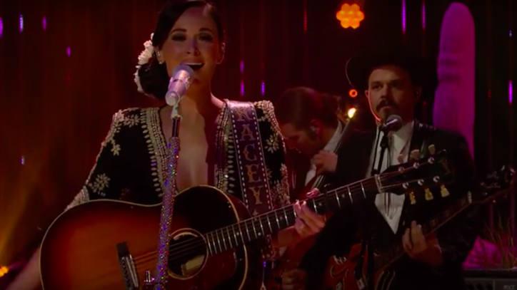 Watch Kacey Musgraves' Breezy 'High Time' on 'Corden'