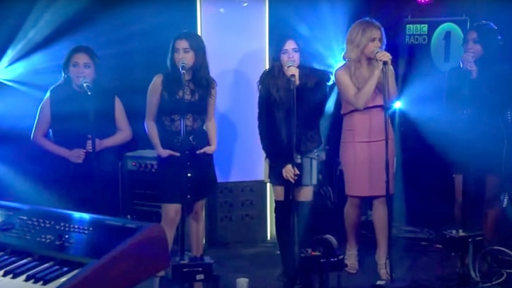 Watch Fifth Harmony's Sultry, Stripped-Down 'Ex's and Oh's' Cover