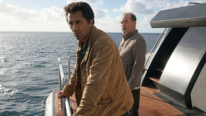 'Fear the Walking Dead' Season Premiere Recap: Anchors Aweigh