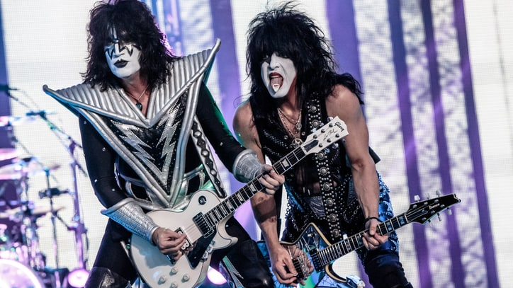 Kiss to Embark on Freedom to Rock Tour This Summer