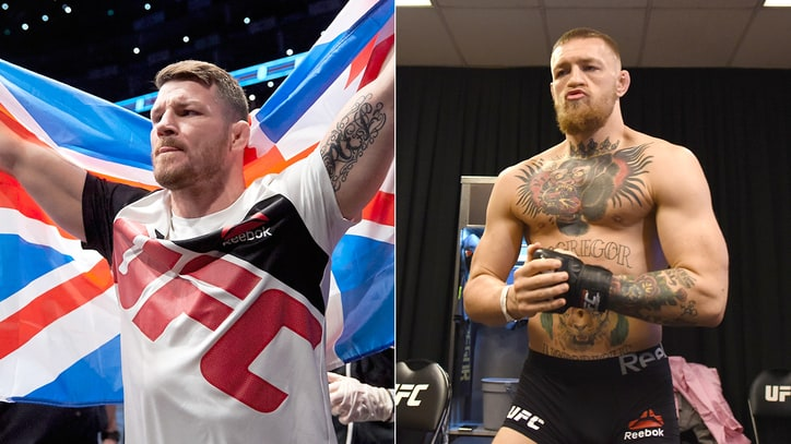 Michael Bisping Replaces Conor McGregor in 'XXX' Sequel – Thanks, Nate Diaz