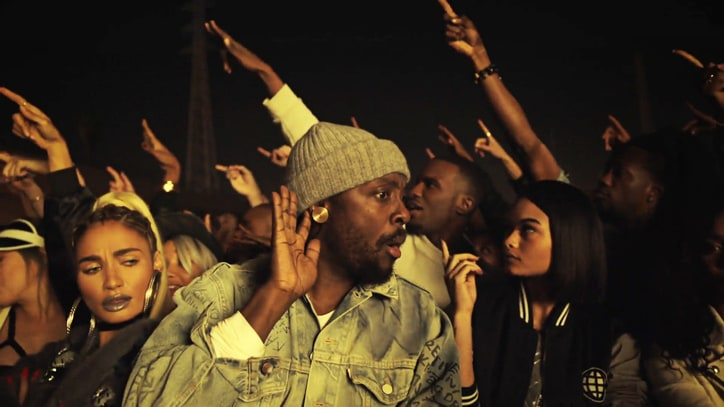 Watch Will.i.am Hit L.A. Nightclub Scene in 'Boys & Girls' Video