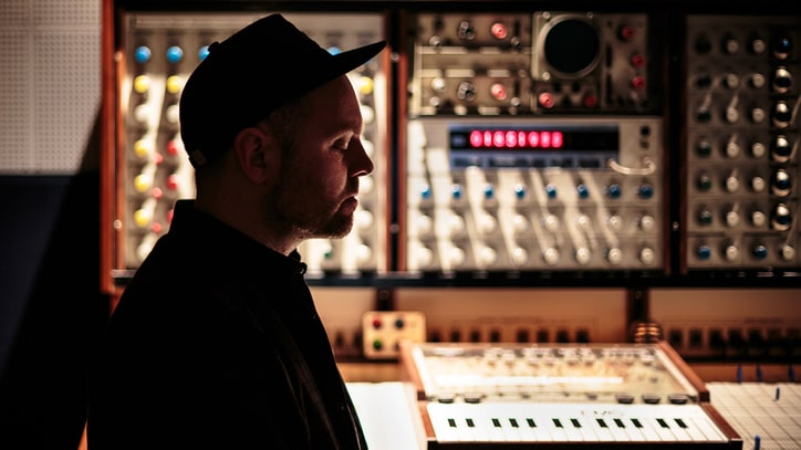DJ Shadow Announces New LP 'The Mountain Will Fall,' Unveils Title Track