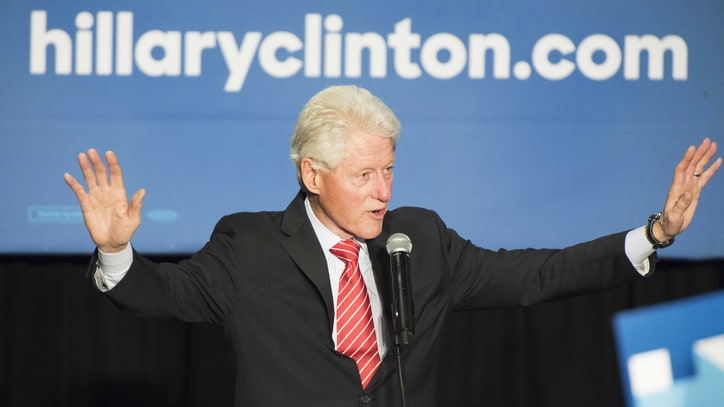 Bill Clinton's Black Lives Matter Comments Were Revealingly Honest