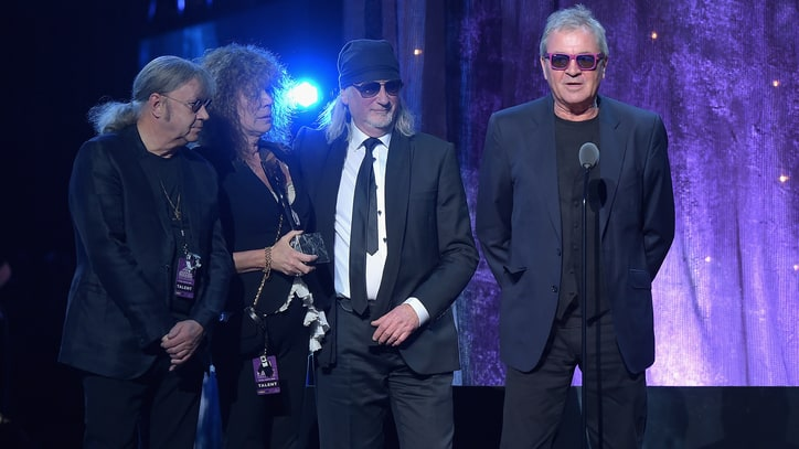 Read Deep Purple's Lively Rock Hall Induction Speeches