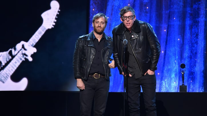 Read Black Keys' Jokey Steve Miller Rock Hall Induction