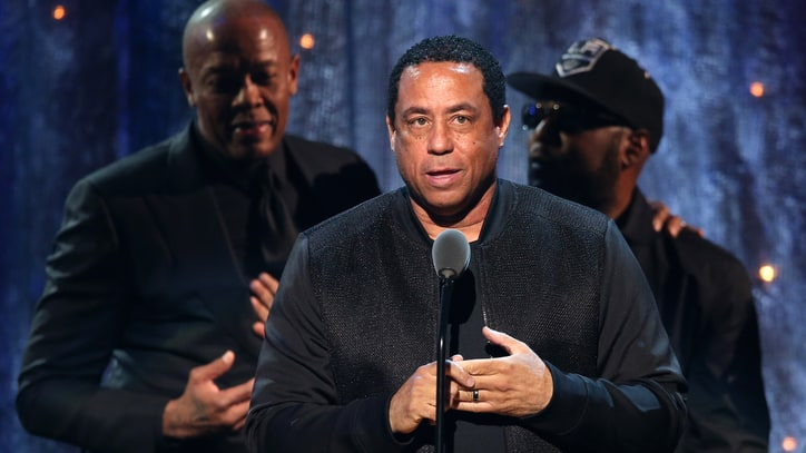 N.W.A's DJ Yella on Thrilling Rock Hall Induction