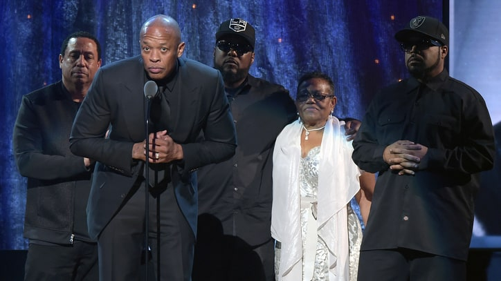 Read N.W.A's Heartfelt Rock Hall Acceptance Speeches