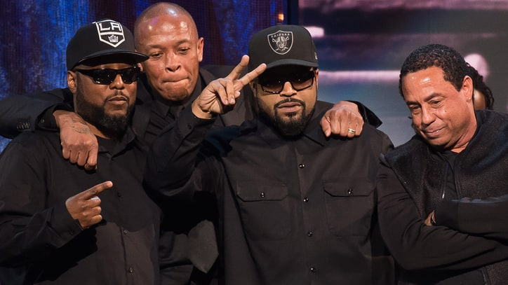 N.W.A, Cheap Trick, Deep Purple Enter Rock Hall at Hit-Packed Ceremony