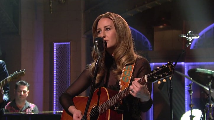Watch Margo Price Turn 'SNL' Into Honky-Tonk