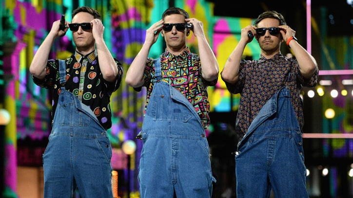 Watch Lonely Island's Goofy Will Smith Tribute at MTV Movie Awards