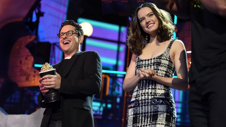 'Force Awakens,' 'Deadpool' Win Big at 2016 MTV Movie Awards