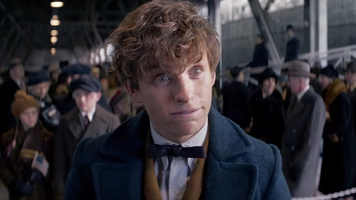 Watch Magical New 'Fantastic Beasts and Where to Find Them' Trailer