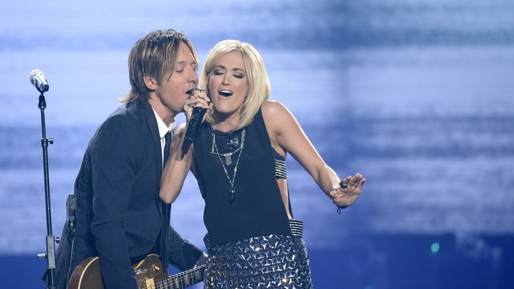 Carrie Underwood Joins Keith Urban's Australian Tour