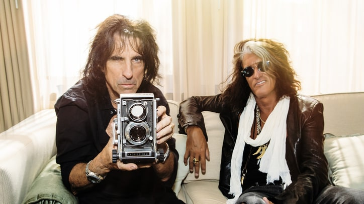 Alice Cooper, Joe Perry on Hollywood Vampires Tour: It's About Fun