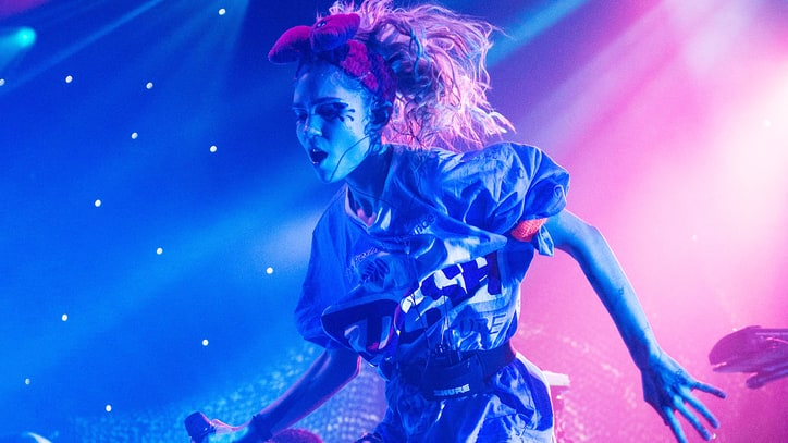 Grimes on 'Art Angels' Follow-Up, Why She Loves Tool