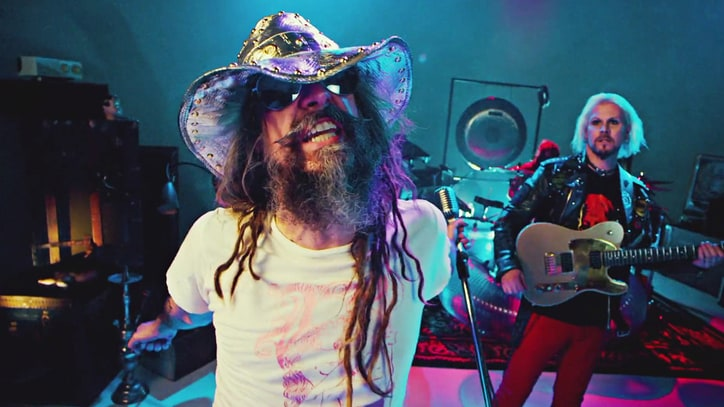 See Rob Zombie's Elvis-Inspired 'Get High' Video