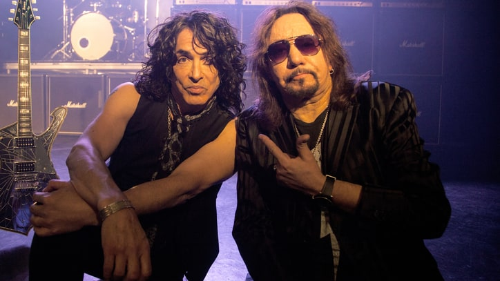 Hear Ace Frehley and Paul Stanley's First Song Together in 18 Years