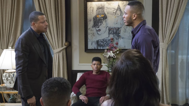 'Empire' Recap: Sins of the Father