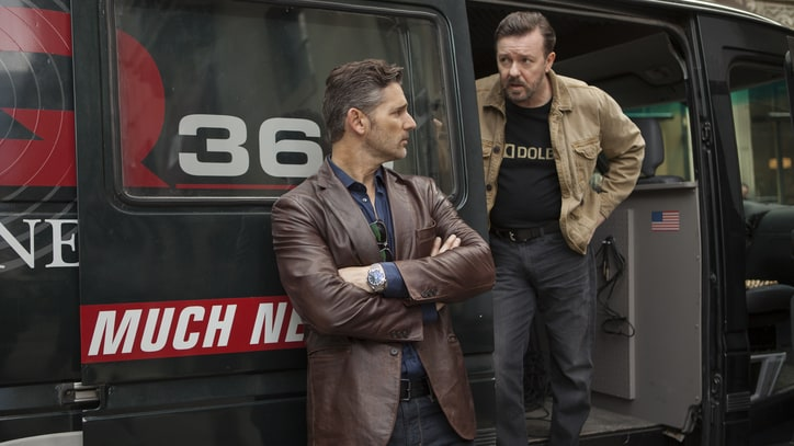 Watch Ricky Gervais' Cheeky 'Special Correspondents' Trailer