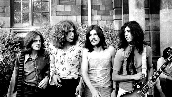 Led Zeppelin Heading to Court Over 'Stairway to Heaven'