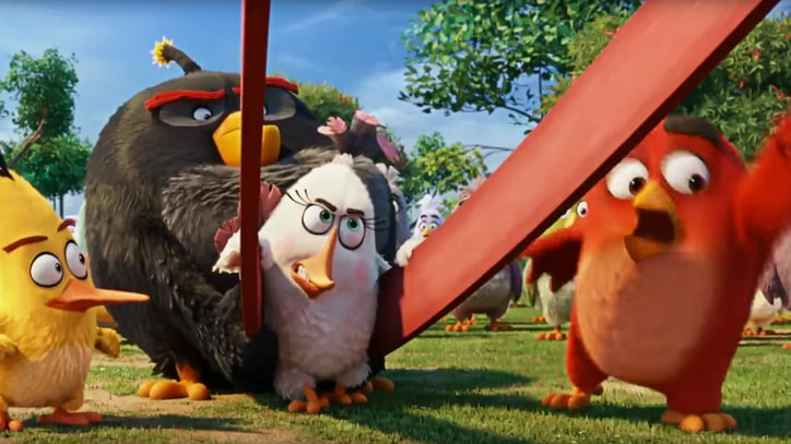 See 'Angry Birds' Prepare for Revenge in Final Film Trailer