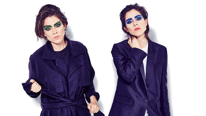 Tegan and Sara Scale Back on Dancey New LP