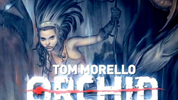 Tom Morello Launches Comic Book Series in October