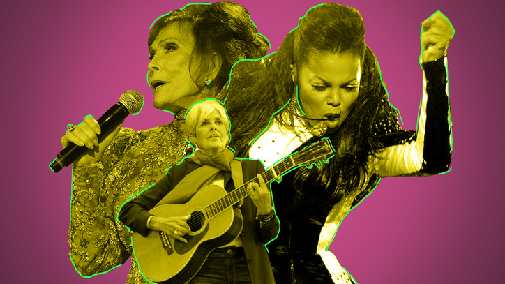15 Women Who Could Be in the Rock and Roll Hall of Fame