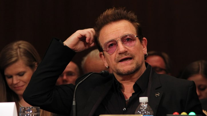 Bono to U.S. Senate: Send Comedians to Fight Extremism