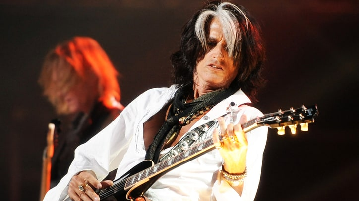 Joe Perry Talks Aerosmith's 'Options' for Future