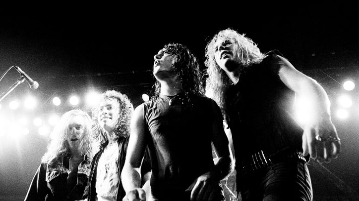 Lars Ulrich on Metallica Reissue 'Goodies,' Cliff Burton's Bass Solo