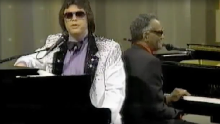 Flashback: See Ray Charles and Ronnie Milsap's Back-to-Back Duet