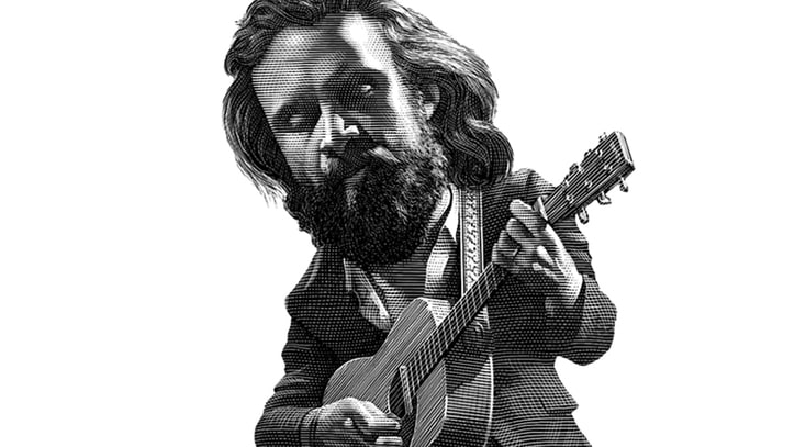 Father John Misty Talks Seeing Taylor Swift on Acid, Why Love Is 'Radical'