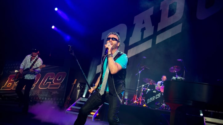 Paul Rodgers Talks Bad Company Live Album, Tour