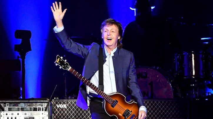 Watch Paul McCartney Play 'Hard Day's Night' for First Time in 51 Years