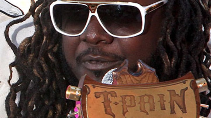 T-Pain Recruits Ke$ha and Pharrell for New Album