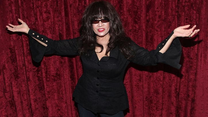 Ronnie Spector on Keith Richards, David Bowie and Life After Phil