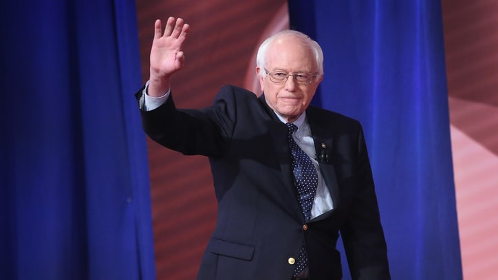 Why Is Bernie Sanders Going to the Vatican?