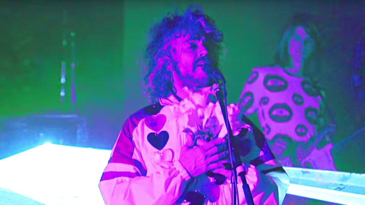 See Flaming Lips' Trippy 'Space Oddity' Video