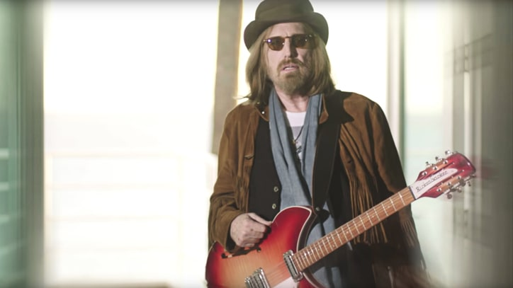 Watch Tom Petty, 'Bob Dylan' Fight Over Rosanna Arquette