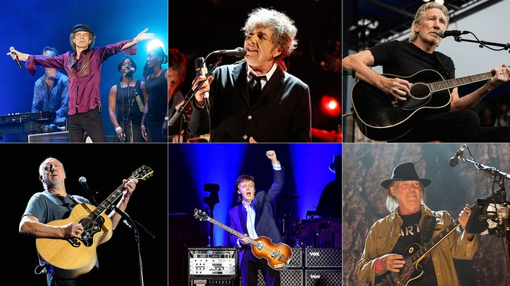 Rolling Stones, Dylan, McCartney, Neil Young in Talks for Mega Concert