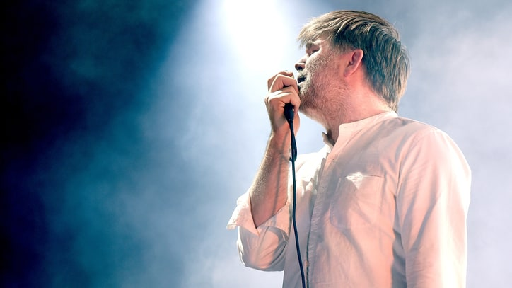 LCD Soundsystem Cover David Bowie's 'Heroes' at Coachella